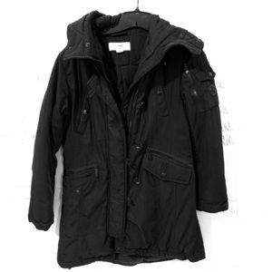 Michael Kors winter puffer coat